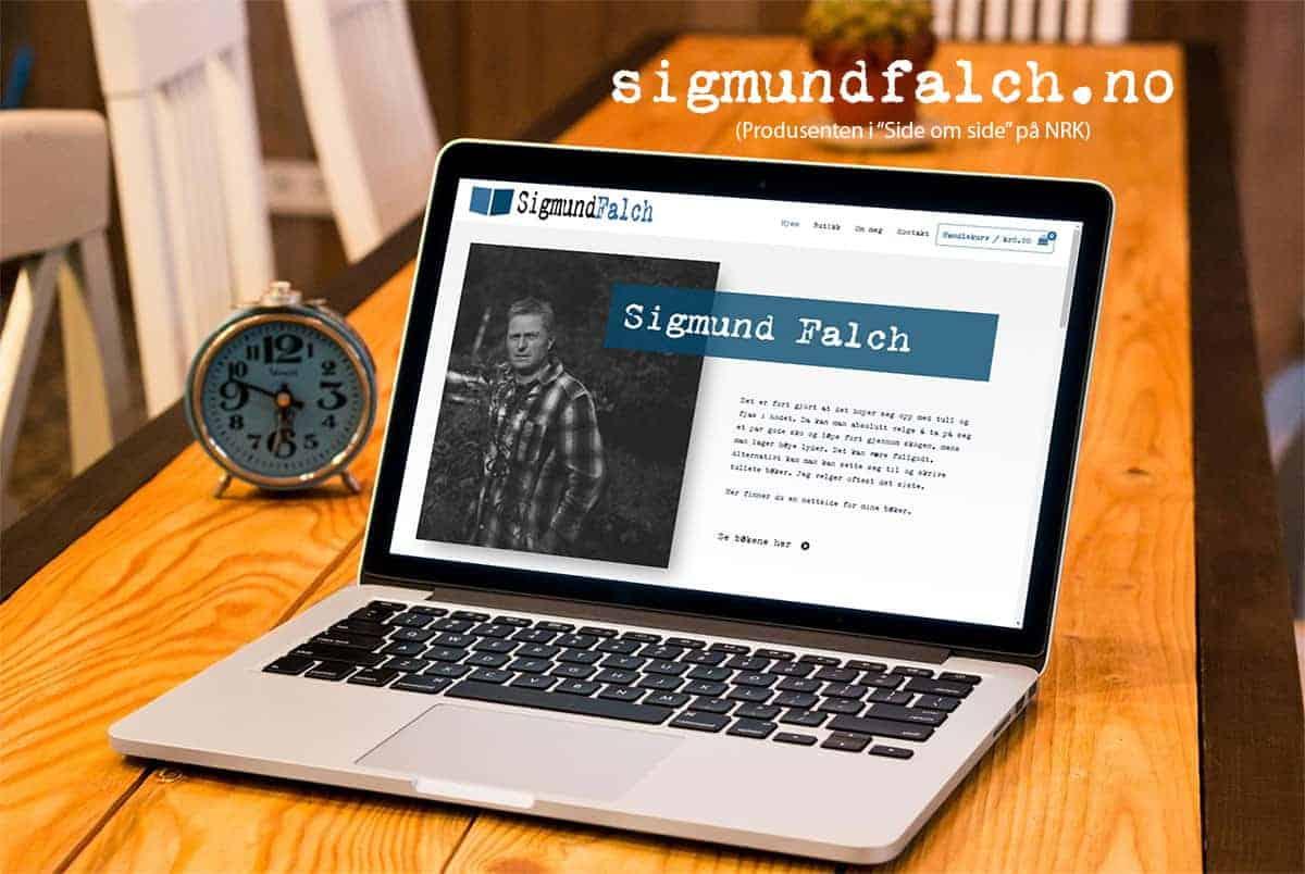 sigmund falch, mockup, bell digital